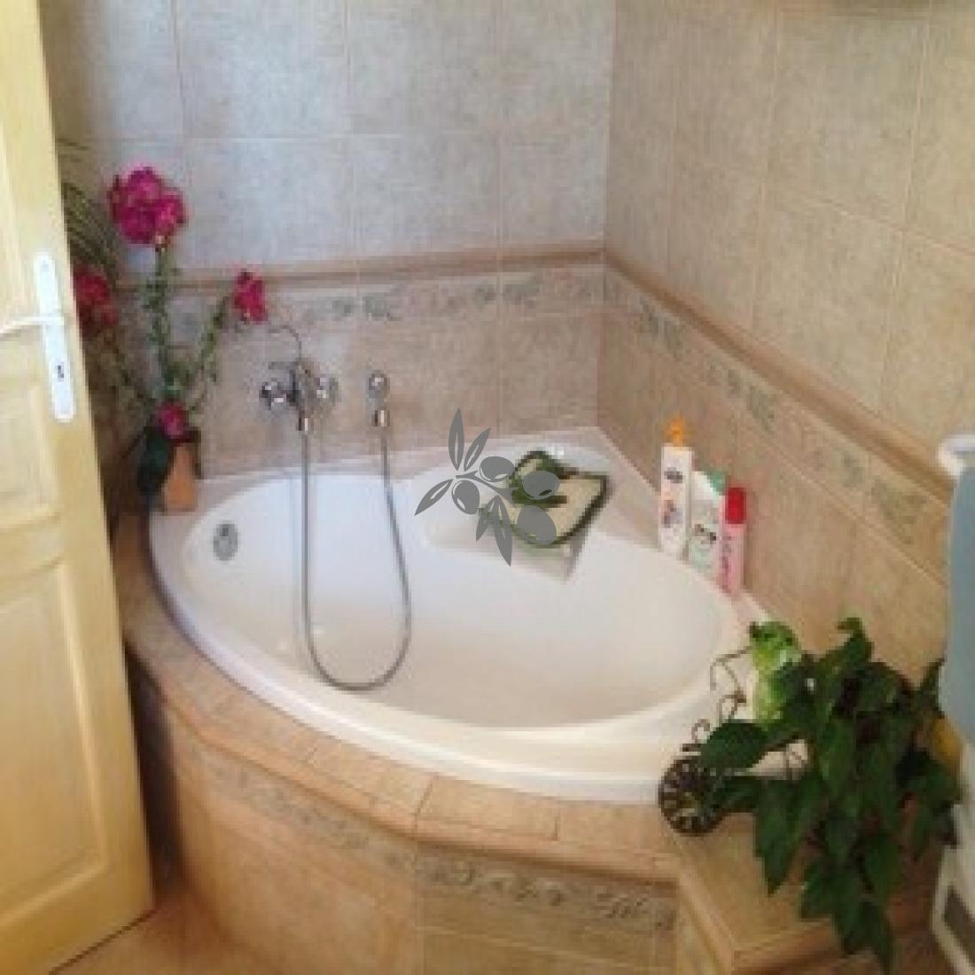 Baignoire salle de bains
